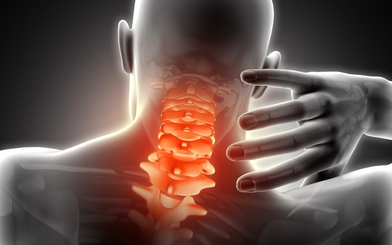 脊椎のサイン①頸椎