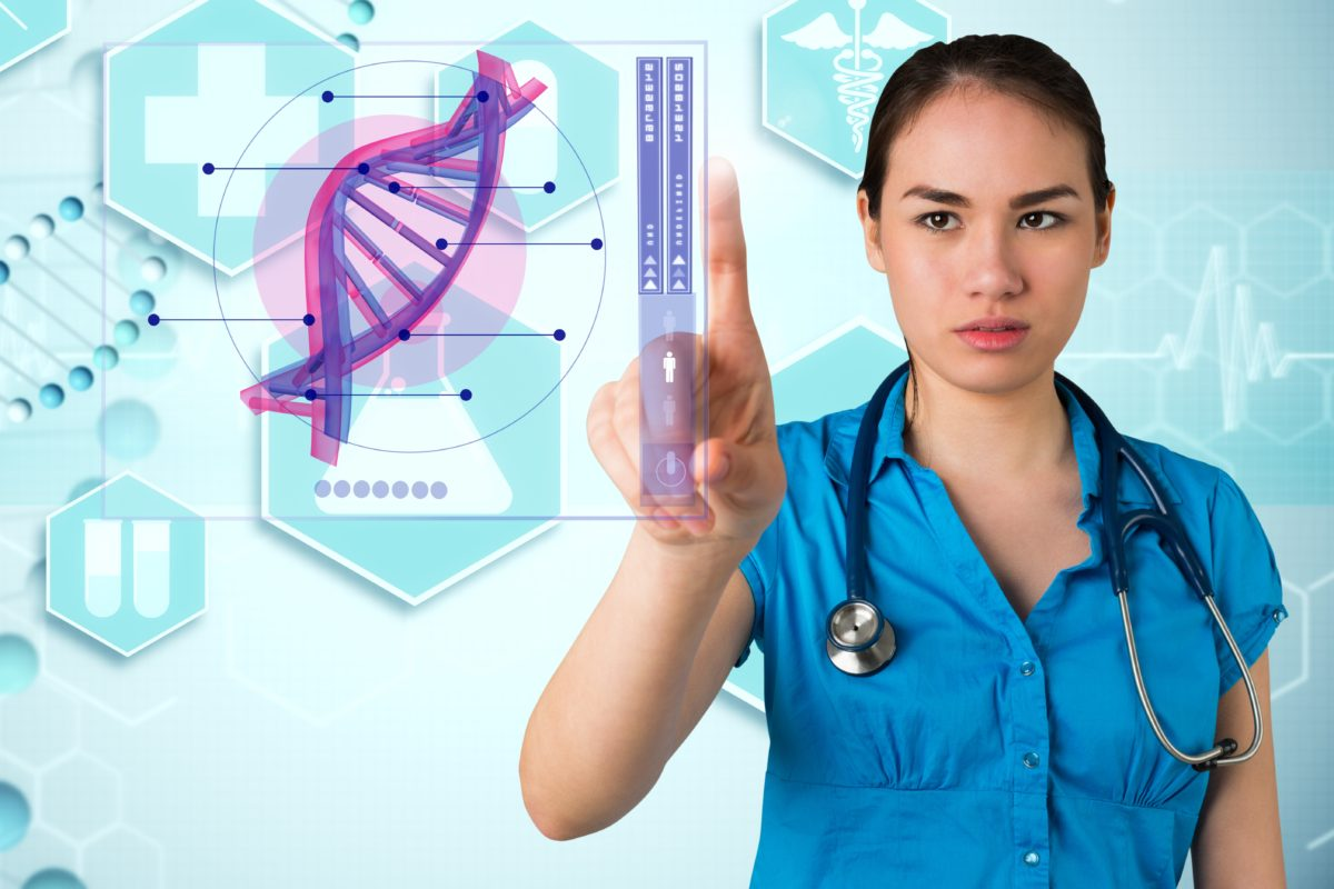 遺伝子~自分を知ろう~遺伝子検査キッド『Genesis』